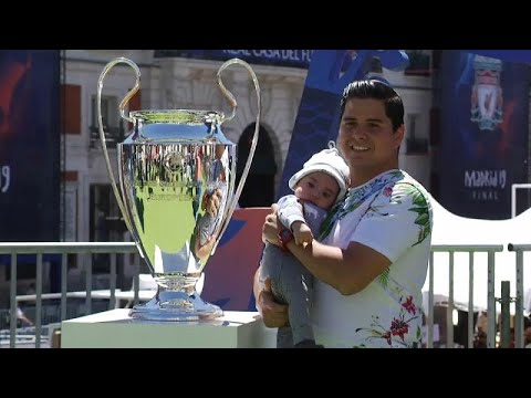 Τσάμπιονς Λιγκ: Οι Άγγλοι οπαδοί στη Μαδρίτη