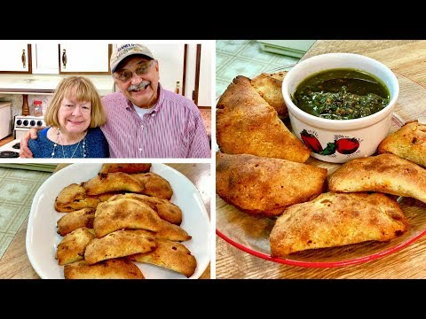 Low carb diet - Making Low Carb Empanadas (with the usual romantic dramas)