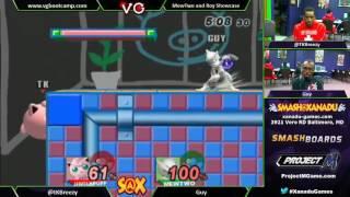 Gimr predicts amiibo tournaments in 2013