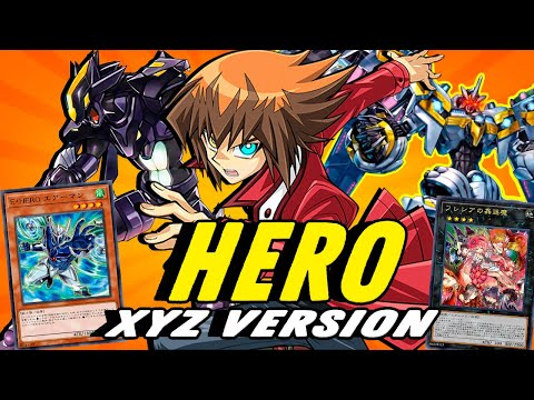 YGOPRO - HERO XYZ Version Deck 2020 (Testing)