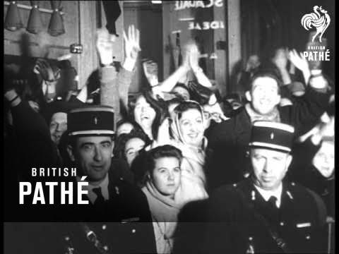 Former French Premier Rene Coty Dies (1962)