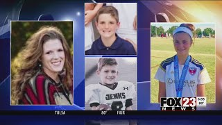 Family, loved ones to gather for funeral after I-35 crash