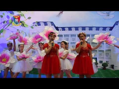 LỄ HỘI KHAI TRƯỜNG 2018 -2019 - VIỆT ANH NGÀY KHAI TRƯỜNG