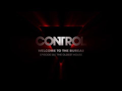 Control Dev Diary 03 - The Oldest House de Control