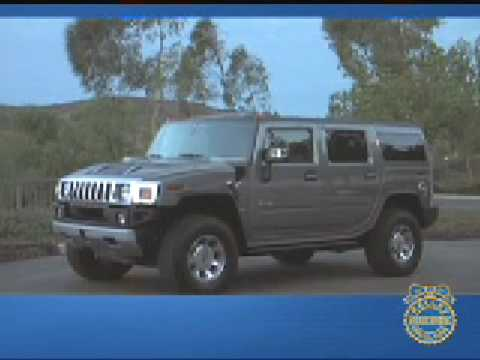 2009 Hummer H2 Review – Kelley Blue Book