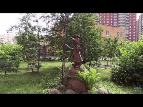 Скульптуры Сергея Мельникова