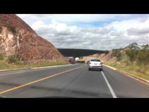 viagem de carro retorno sergipe/sao paulo(regiao de francisco sa-mg)