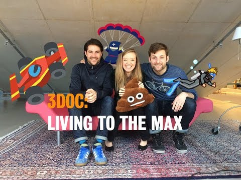 3DOC LIVING TO THE MAX: EXTREME SPORTEN