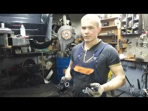 Как поменять шаровые опоры форд фокус 2 фотография