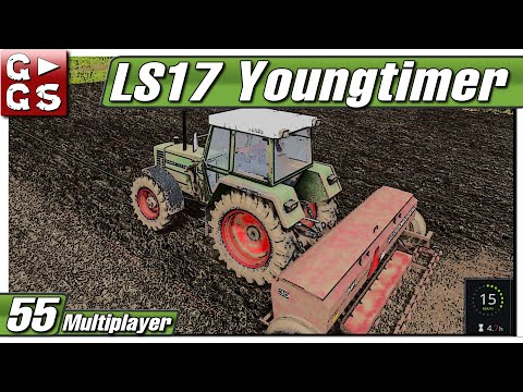 LS17 YOUNGTIMER 🚜 Montana Money #55  Hermanns Eck Talk