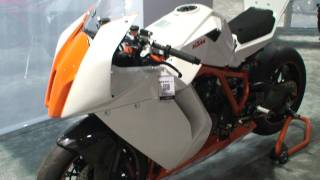 3. KTM 1190 RC8 R Race Spec (Superbike)
