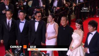 Cannes 2014 : COMING HOME - The Red Carpet