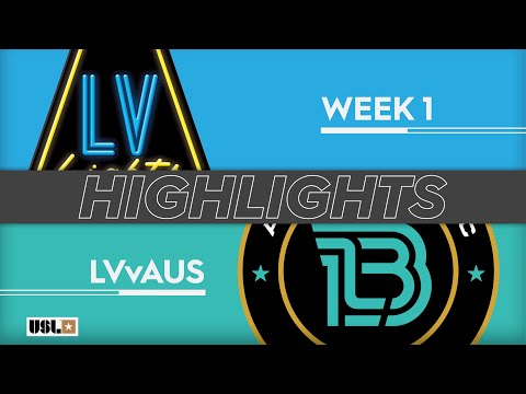 Las Vegas Lights - Austin Bold 0:0. Видеообзор матча 10.03.2019. Видео голов и опасных моментов игры