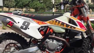 9. KTM 500 EXC 2017 SixDays