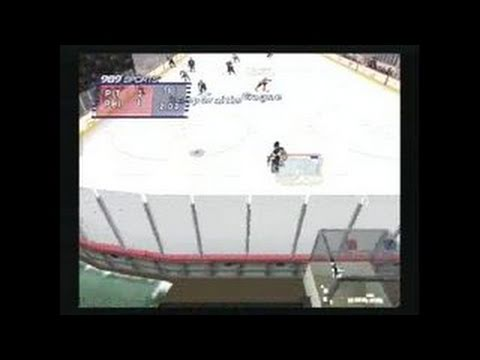 NHL FaceOff 2001 Playstation 2