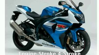 8. 2012 Suzuki GSX-R 1000 Walkaround and Specs