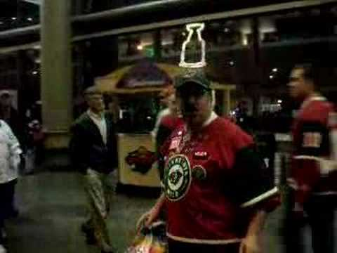 The Whoo Guy at Wild Games!