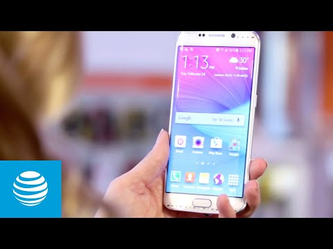 Samsung Galaxy S6 Features and Specs – AT&T Mobile Minute
