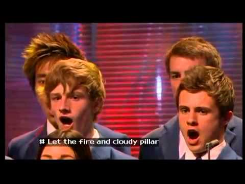 EDINBURGH ACADEMY CHOIR GUIDE ME,O THOU GREAT REDEEMER live with SUBTITLES 1