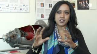 Nadia Bhuiyan, professeure agrégée au Département de génie mécanique et industriel et directrice associée à l'Institut de...