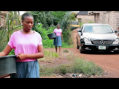 How D Poor Girl Met And Got Married To A Billionaire She Met On Her Way To D Stream nigerian movies