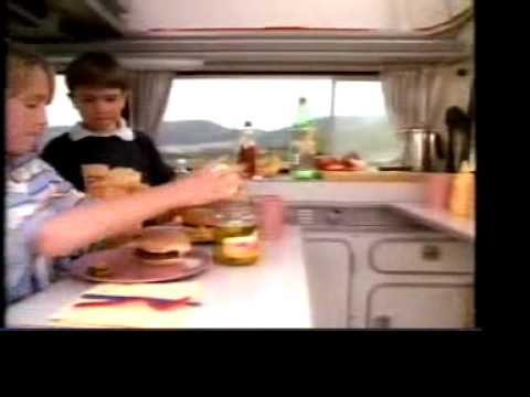 Vanagon Westfalia 87 dealer promo movie