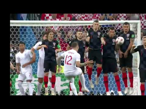 FIFA World Cup HIGHLIGHTS ENGLAND VS CROATIA ENGLAND SCORES WITHIN 5 mins penalty kick 85 minutes