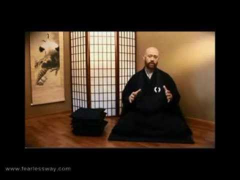 No more fear – mind control techniques from the martial arts