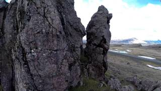 Hofn Iceland  city photos gallery : DJI Phantom 2 Höfn iceland