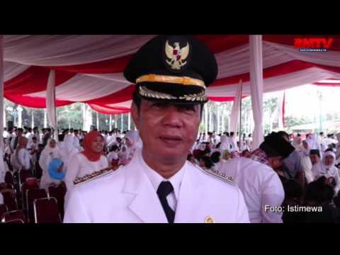 Dikritik Ahok, Walikota Rustam Memilih Mundur