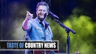 Country Celebrities Endorse Blake Shelton for President
