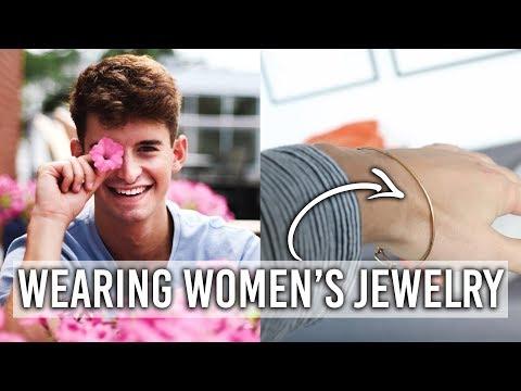 Why I Wear Women's Jewelry