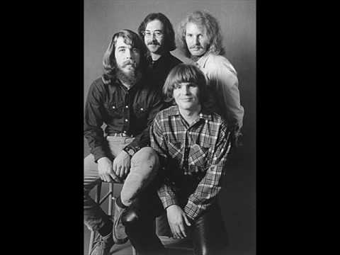 Creedence Clearwater Revival - Hello Mary Lou lyrics