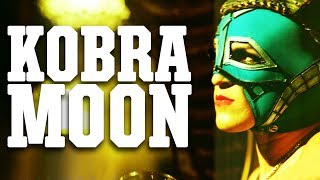 Kobra Moon & her Reptile Tribe are on a mission for sinister supremacy in Lucha Underground. She has a message for Drago's Super Friends Fenix & Aerostar. Lu...