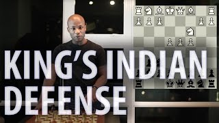 Chess openings - King's Indian Defence