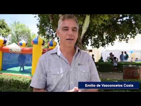 VISITA DE EMÍLIO EM EVENTO