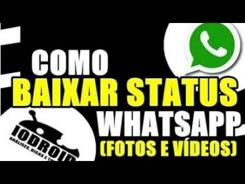 Baixar whatsapp - Como baixar fotos e vidios de status do whatsapp baixe o gbwhatsapp na descrição e instale liker