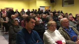 Discours d'ouverture de la réunion de soutien à François Fillon [vidéo]