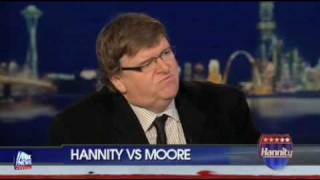 Video ROUND 2: Michael Moore on The Sean Hannity Show, Friday, October 9th, 2009 MP3, 3GP, MP4, WEBM, AVI, FLV April 2018