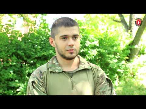 Доброволец из Финляндии рассказал, для чего он приехал на Донбасс