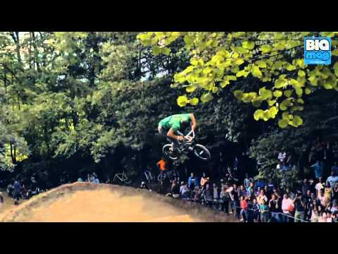 Red Bull Wild Ride 2013 Slovenia (видео)