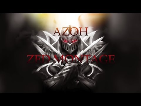 high - My second Zed Montage. All clips were taken from Diamond III - I, no normals this time. Stream: http://www.twitch.tv/azoh Facebook: https://www.facebook.com/...