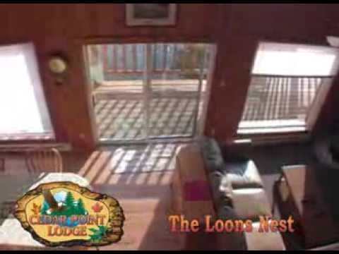 Loon's Nest Chalet at Cedar Point Lodge
