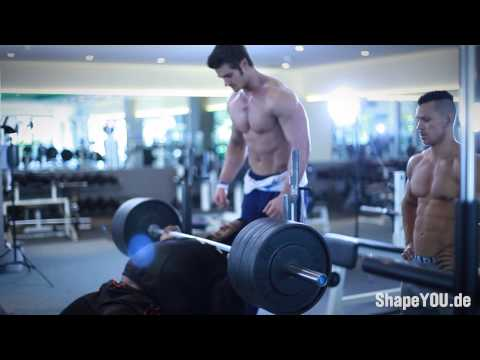 Greene - SOMETHING BIG IS COMING YOUR WAY with Kai Greene, Jeff Seid and Alon Gabbay June 2014 OFFICIAL JEFF SEID CHANNEL - https://www.youtube.com/user/OfficialJeffS...