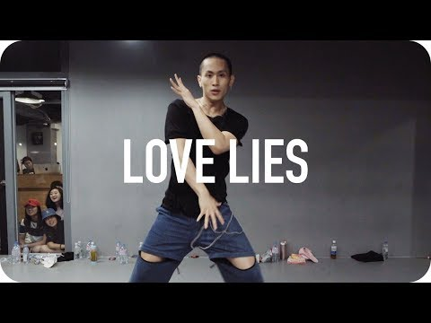 Love Lies - Khalid & Normani / Eunho Kim Choreography
