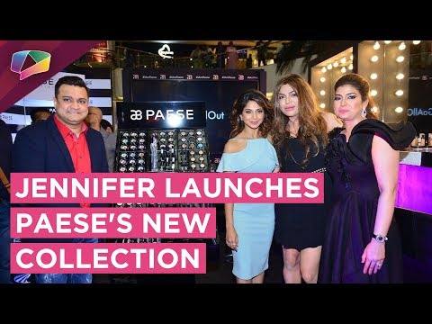 Jennifer Winget Launches Paese Cosmetics New Colle