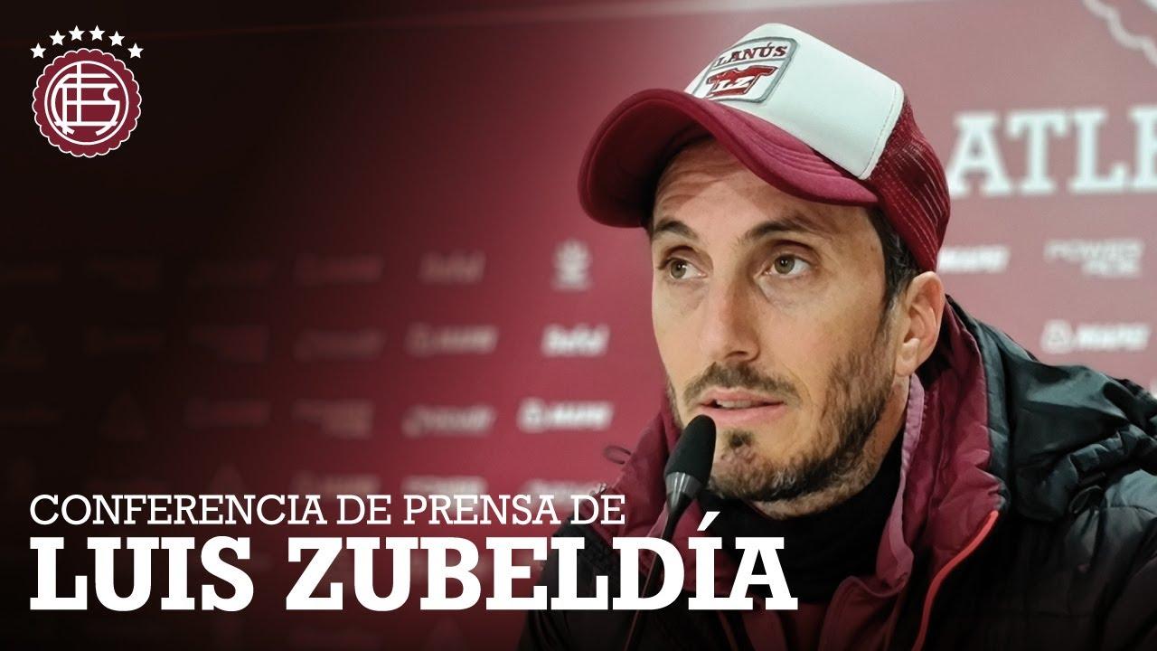 Luis Zubeldía palpitó el juego con Gimnasia