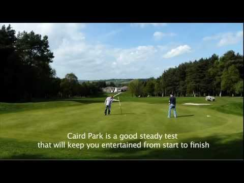 Caird Park Golf Course, Dundee, Scotland