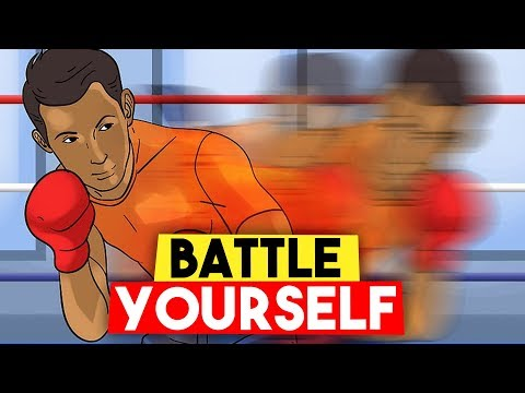 The Battle Against Yourself (Motivational Video)