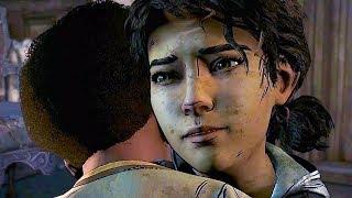 THE WALKING DEAD Telltale Season 4 Gameplay Demo (E3 2018)